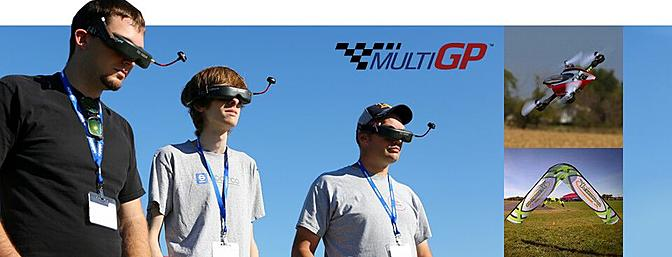 Watch or race FPV with MultiGP