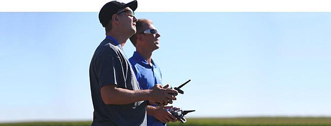 Test a Blade Chroma drone and HobbyZone Sportsman S+ airplane