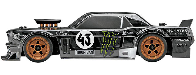 Hpi racing ken block 1965 ford mustang hoonicorn rtr rc groups - Hoonicorn specs ...