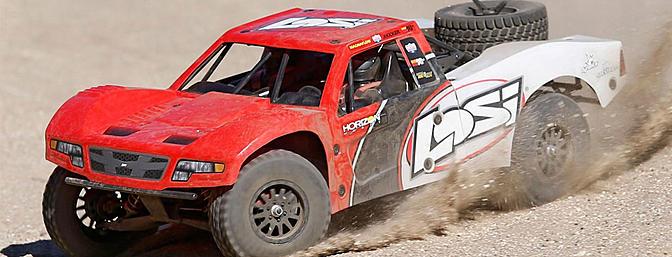 Losi Baja Rey 4WD RTR Desert Truck