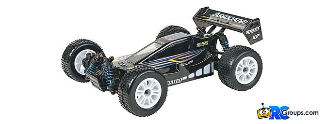 Team Associated 1/18 Reflex 4WD Offroad RTR