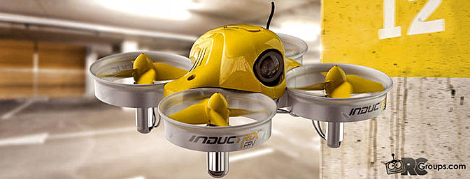 Coming Soon! Blade Inductrix FPV