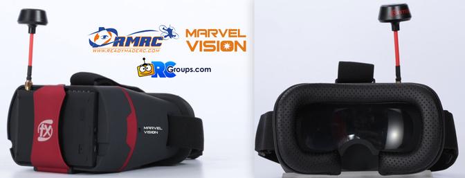 FXT Marvel Vision Goggles