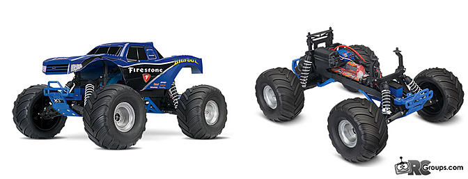Traxxas Bigfoot RTR