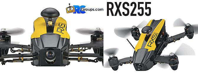 RISE RSX255 Rx-R Quad