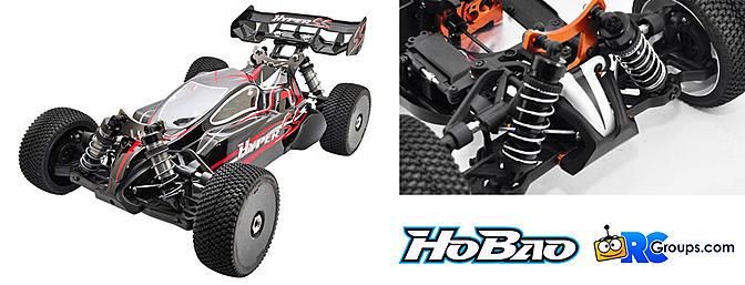 Hobao Hyper SSE - 1/8 RTR