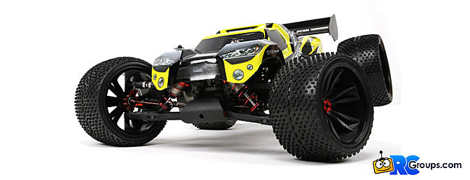 BSR Berserker 1/8th Electric Truggy