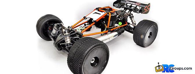 HoBao Racing Hyper SS Cage Truggy