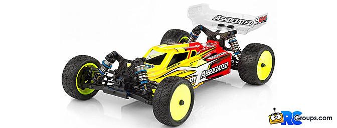 Associated RC10B64D 4WD Team Kit