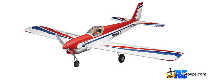 Tower Hobbies Sport GP/EP ARF