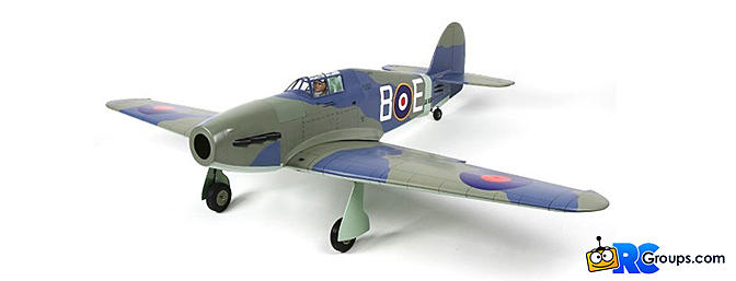 Hobbyking Hawker Sea Hurricane