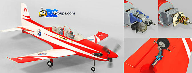 New Product! Phoenix Model Pilatus PC-21