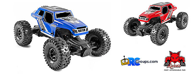 Redcat Racing 1/12 Trail Hunter