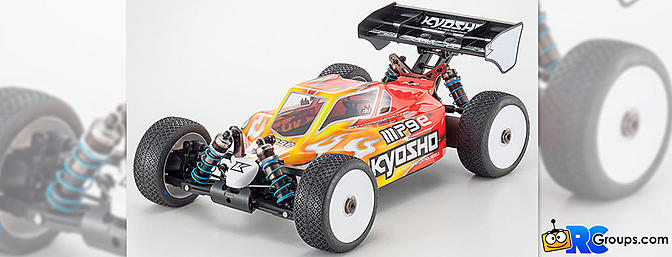 Kyosho 1/8 Inferno MP9e TKI4 Kit