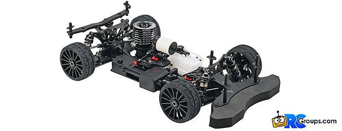 HB Racing RGT8 GT