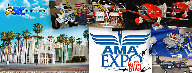AMA Expo West 2017 - RCGroups Photo Flood!
