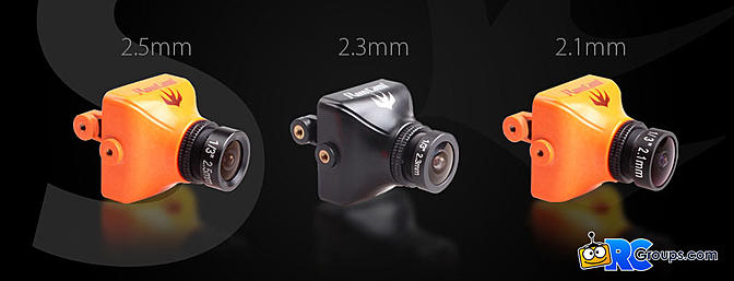 Runcam Swift 2 600TVL FPV Camera