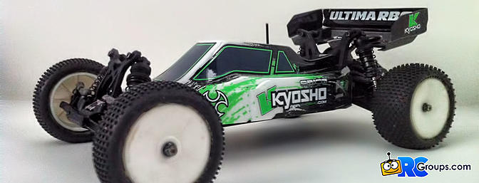 User Review Highlight! Kyosho Ultima RB6 Readyset