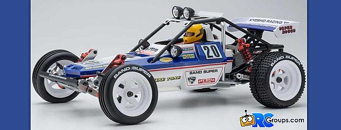 Kyosho Turbo Scorpion Re-Release