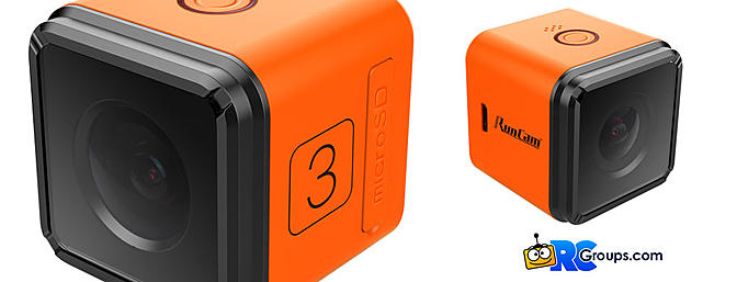 Coming Soon! RunCam 3 HD