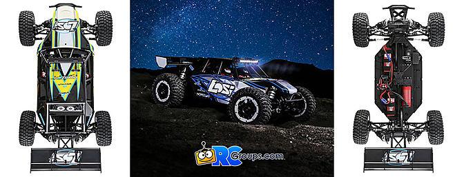 Losi Desert Buggy XL-E