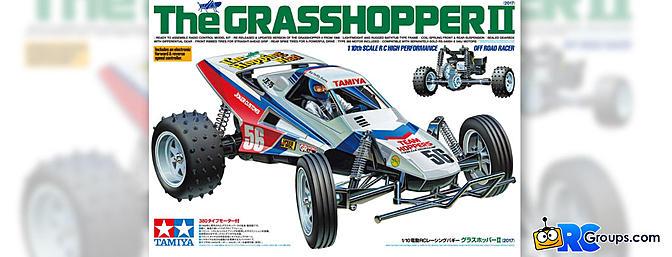 Tamiya Grasshopper II 2017