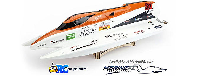 Marine FE - Custom Built Race Spec Boats