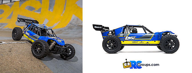 Losi Mini 8ight DB