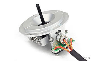 The multi-mode gimbal is available for the Jeti DS-14, DS-16, and DS-24 transmitters