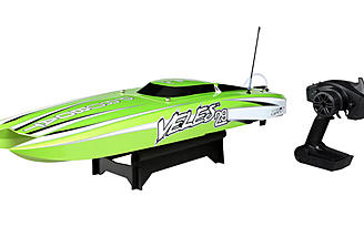 The Pro Boat Veles 29 Brushless Catamaran RTR