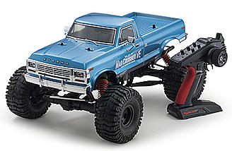 The Kyosho Mad Crusher VE EP