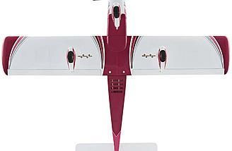 The Tower Hobbies Piper Cherokee EP ARF has full-length ailerons.