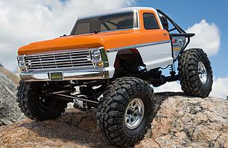The Vaterra 1968 Ford F-100 Ascender BND