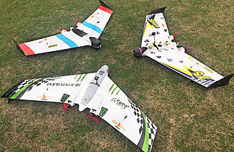 The Skywalker SMART FPV Twin Wing