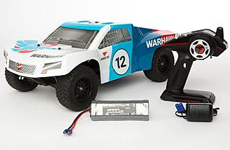 The Force RC Warhawk 4WD SCT