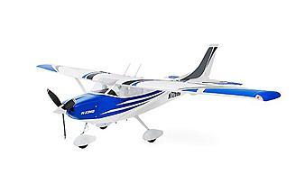The HobbyKing Cessna Skylane EPO PNF.