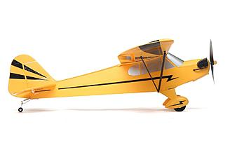 The Clipped Wing Cub is made of durable EPO foam.