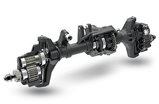 Traxxas' portal axles offer great performance and durability.