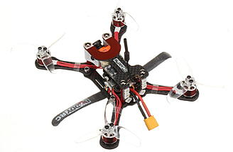 The Buddy RC Magnet - 3-Inch Racing Drone By Detroit Multirotor