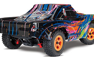 A new graphics scheme for the Desert Prerunner