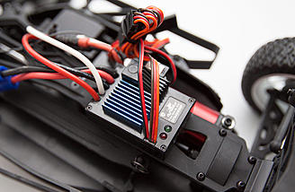 Waterproof Dynamite Mini brushless esc