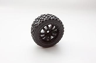 Kalahari wheel