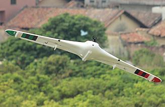 XF-79 in flight