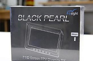 The Black Pearl from Flysight