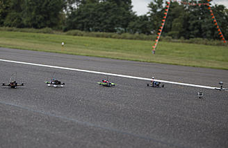 FPV pylon racing is about to start
