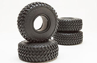 Mud Thrasher tires in X3 compound