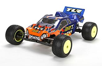The Losi 22T 2.0 2WD Stadium Truck Race Kit