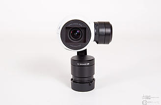 The Zenmuse X3 gimbal and camera