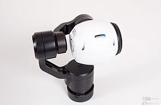 The X3 camera accepts a micro SD card