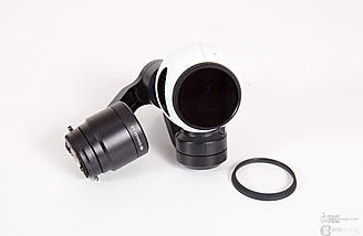 Two lenses are included: a clear lens and a neutral-density lens